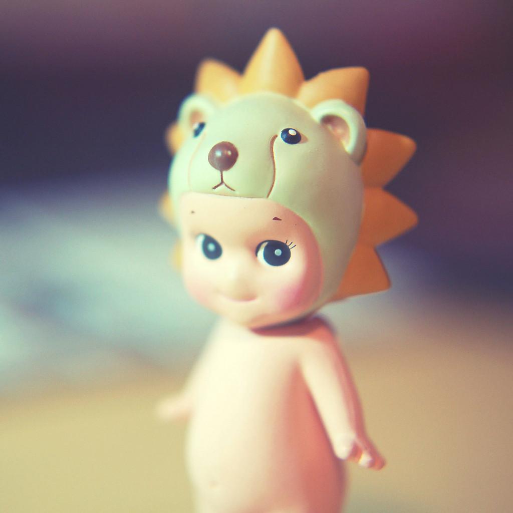 sonny angel leeuw